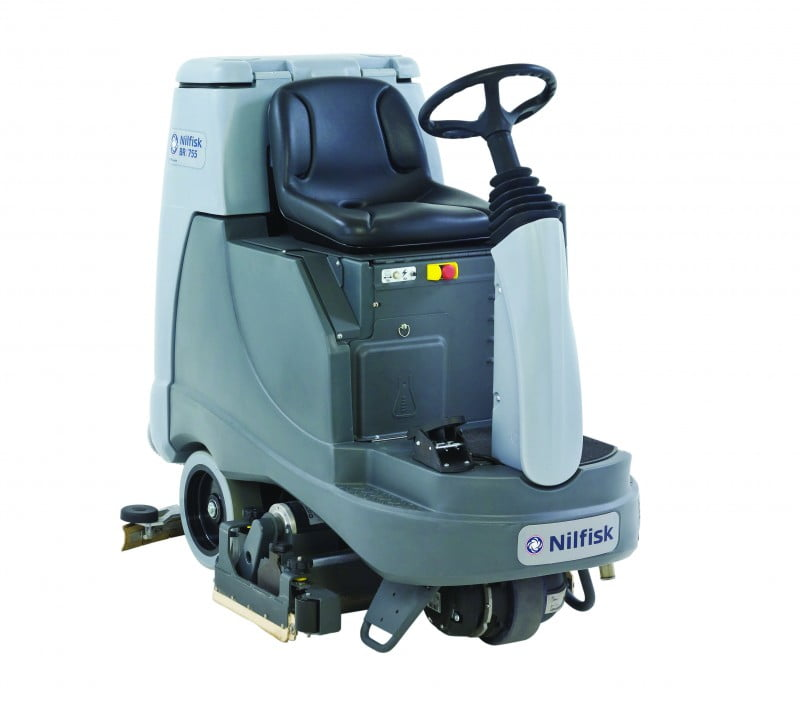 Nilfisk Br855 Ride On Scrubber Battery National Sweepers