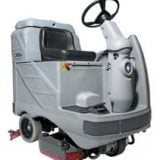 Nilfisk BR1050 Ride on Scrubber - National Sweepers Australia