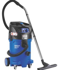 Attix 50 - National Sweepers - Wet and dry, Asbestos safe