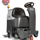 Nilfisk BR752 Ride on Scrubber - National Sweepers