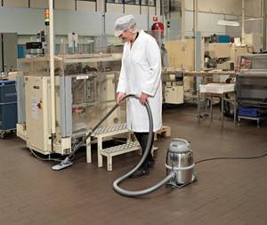 Gm80b Industrial Vacuum Cleaner National Sweepers