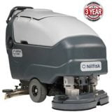 Nilfisk SC800 Walk Behind Scrubber - National Sweepers
