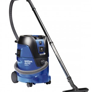 Nilfisk Aero 26-21- Wet & Dry Vac - National Sweepers