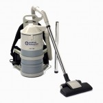 Nilfisk BV1100 Back Pack Vacuum - National Sweepers