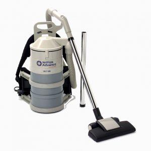 Nilfisk BV1100 Back Pack Vacuum - National Sweepers