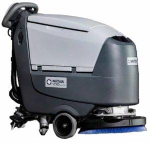 Nilfisk SC500 scrubber
