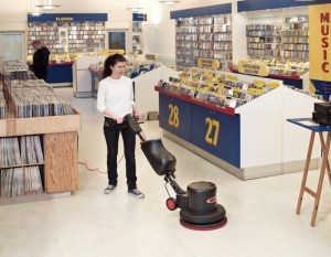 Nilfisk Viper LS160 Single Disc Scrubber - National Sweepers