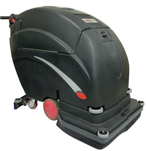 Nilfisk Viper Fang 26T Walk Behind Scrubber - National Sweepers