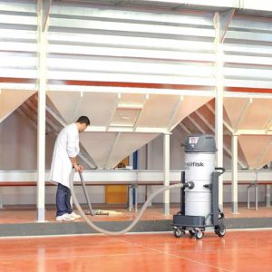 IVS S2 L40 HC Hazardous Dust Vacuum